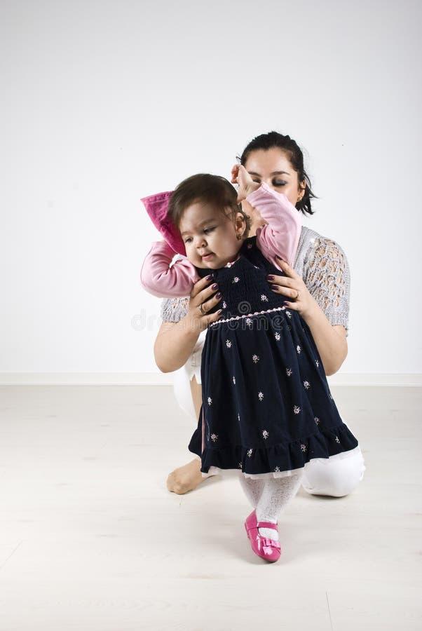 Danseur de bébé photo stock