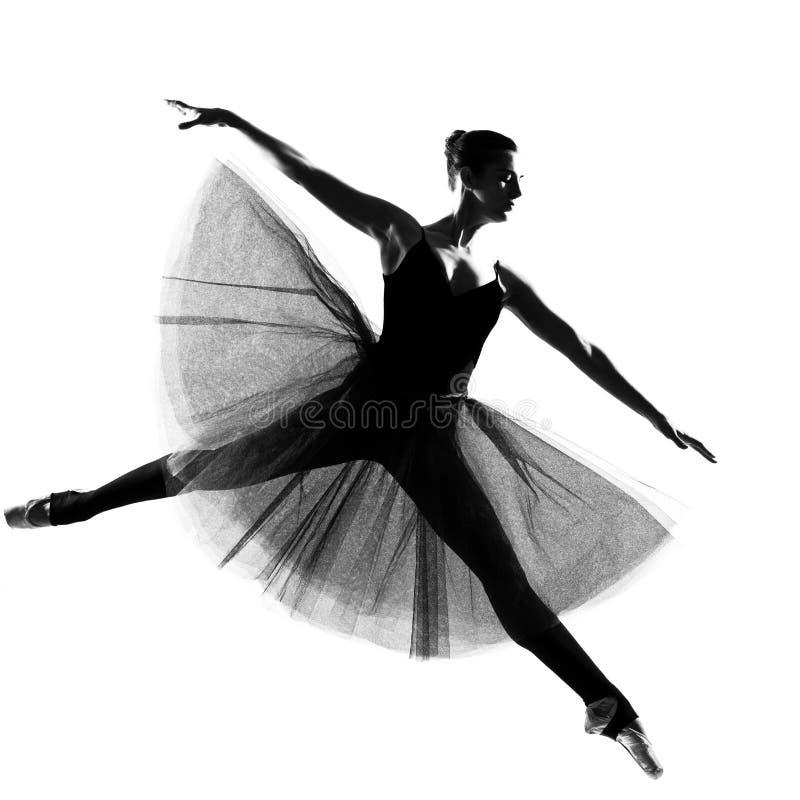 Danseur de ballet de femme image stock