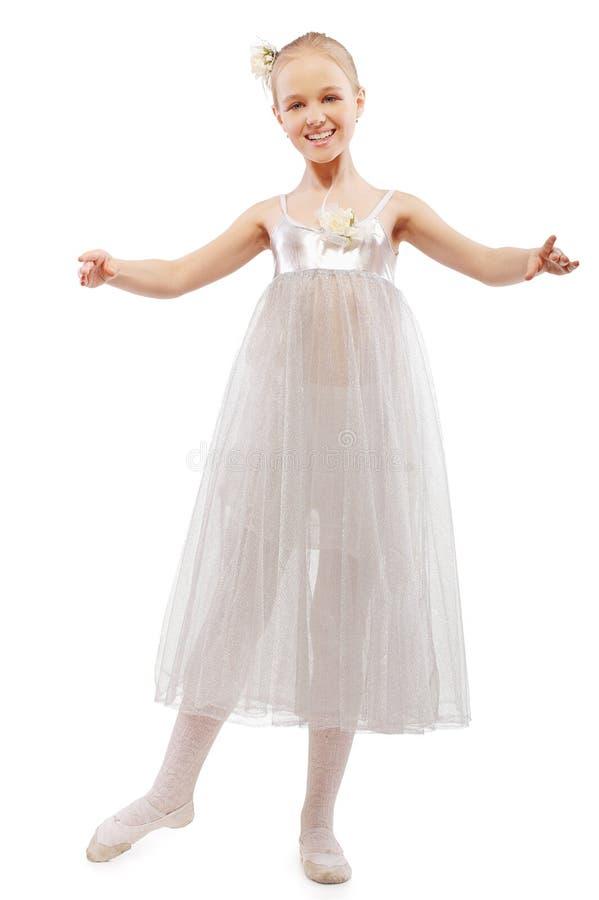 Danseur de ballet de gosse image stock