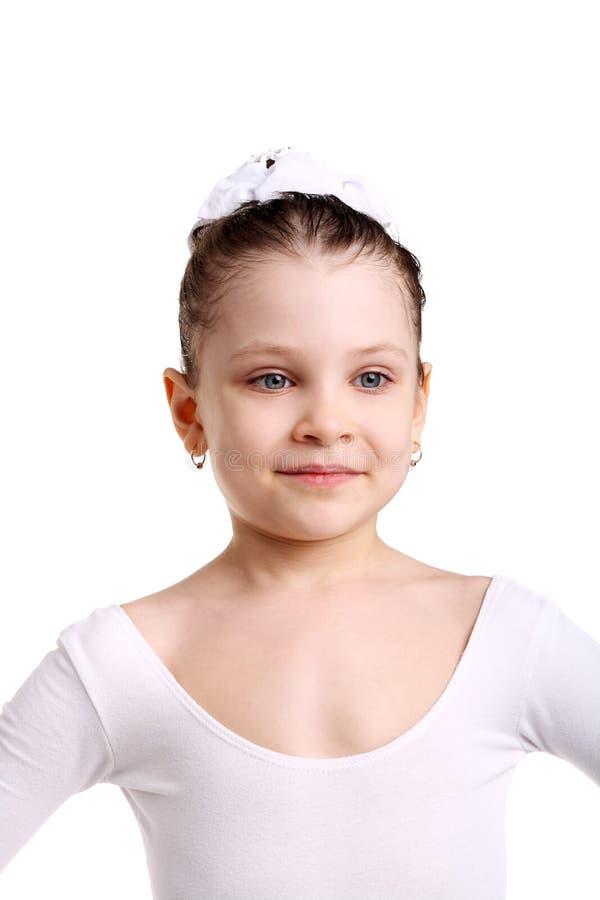 Danseur de ballet mignon photographie stock