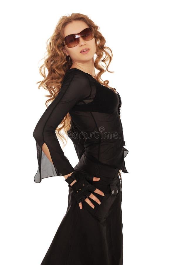 Danseur de beauté photo libre de droits