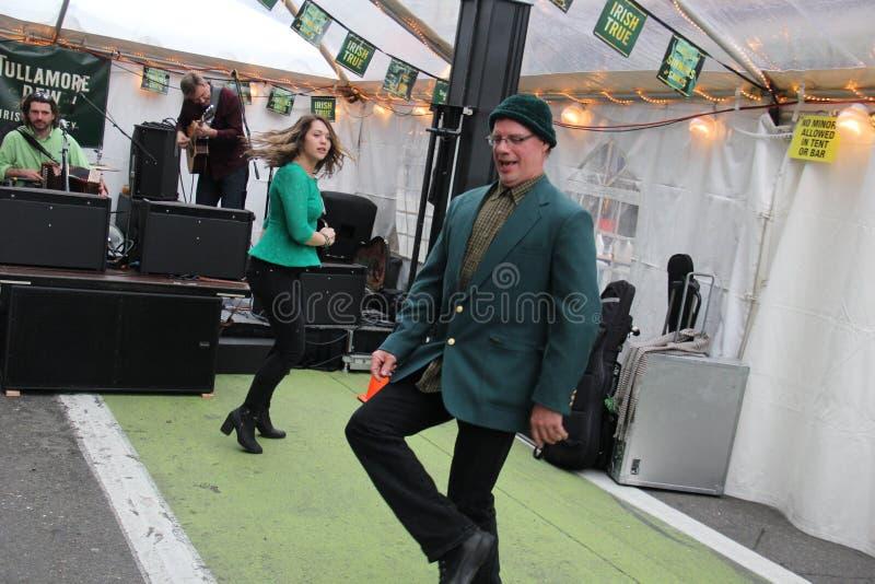 Danseur de claquettes images libres de droits
