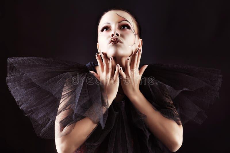Danseur de souffrance photos libres de droits