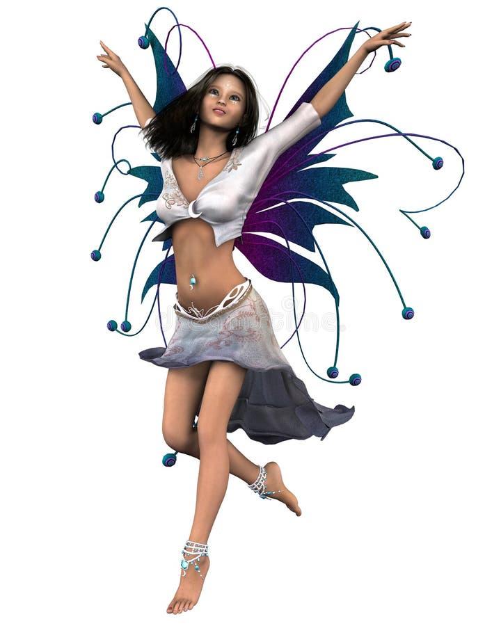 Danseur féerique - 1 illustration libre de droits