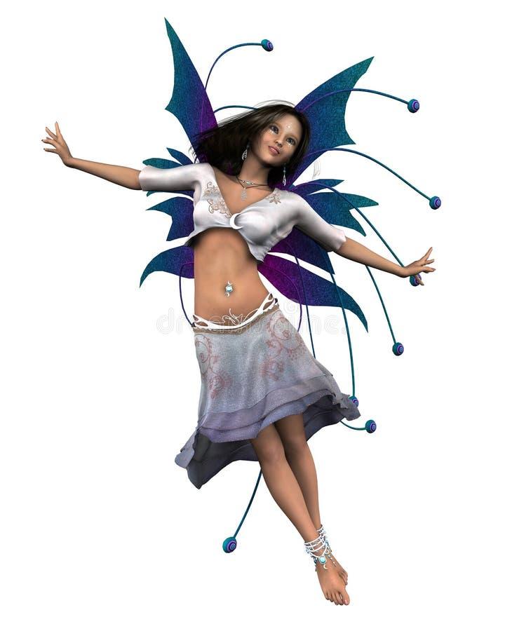Danseur féerique - 3 illustration libre de droits