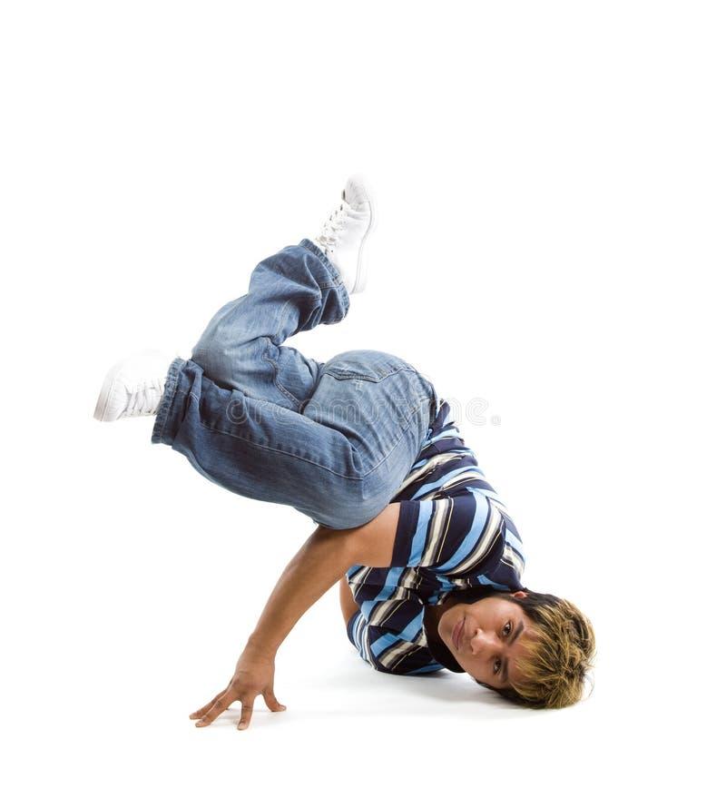 Danseur hispanique photo libre de droits