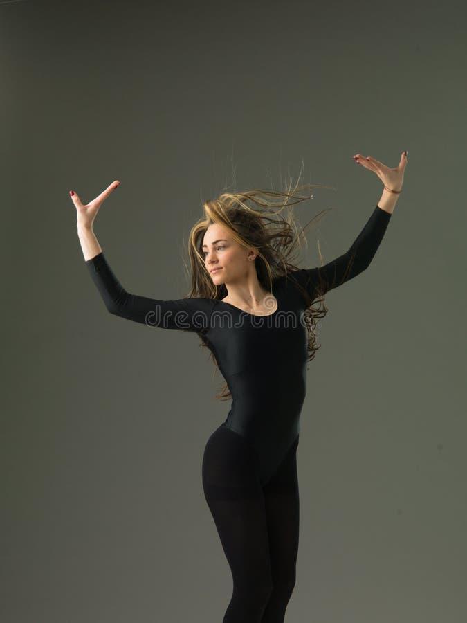 Danseur insousiant photos stock