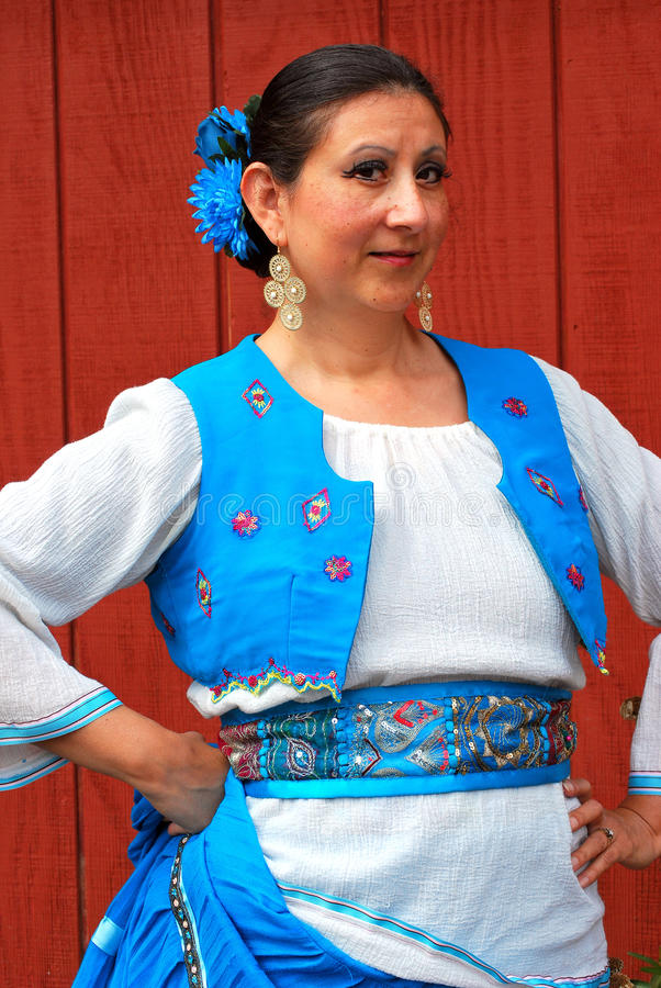Danseur mexicain photos stock