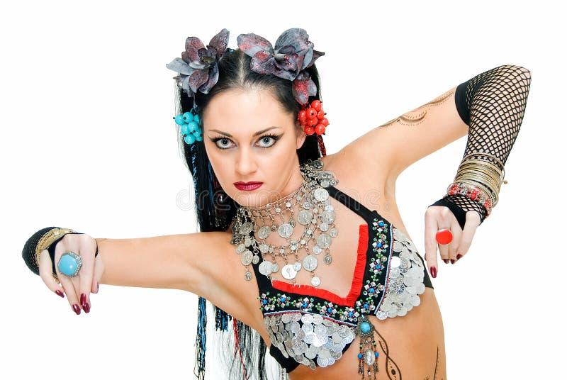 Danseur tribal photos libres de droits