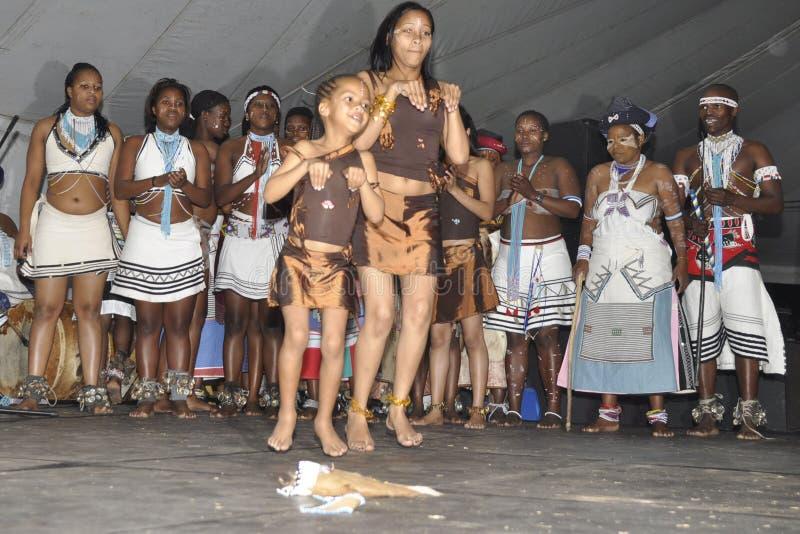 Danseurs africains image libre de droits