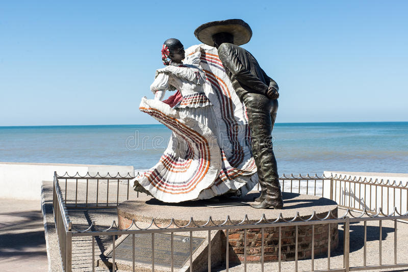 Danseurs espagnols image libre de droits