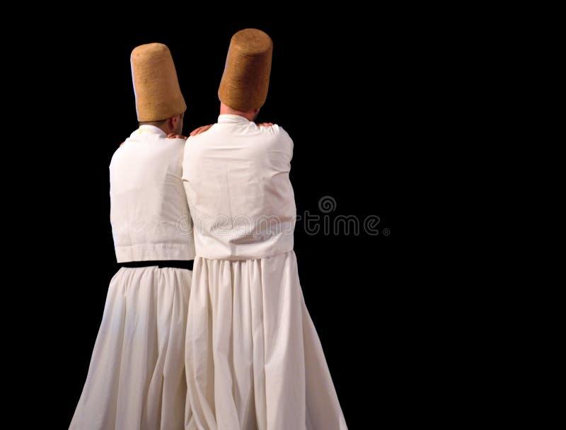Danseurs turcs photo libre de droits