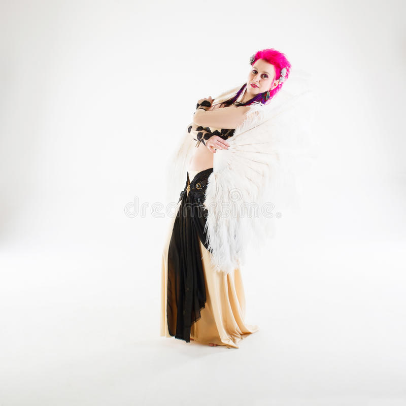 Danseuse du ventre photos stock