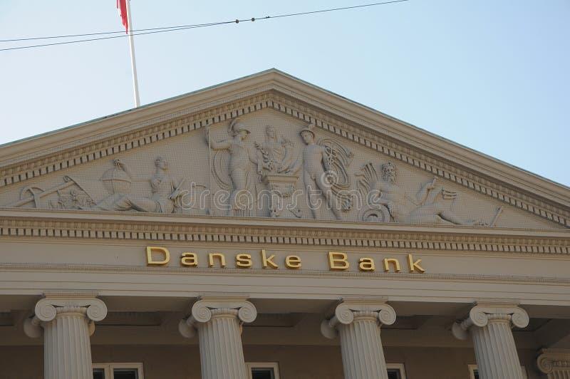 DANSKE BANK fotos de stock