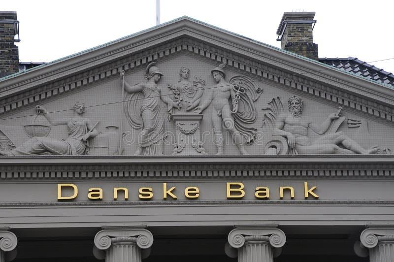 DANSKE BANK imagem de stock