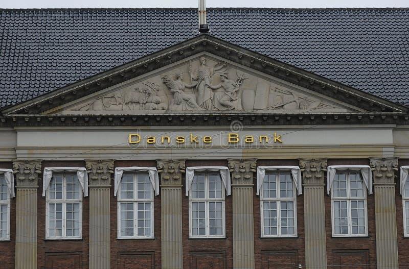 DANSKE BANK fotografia de stock royalty free