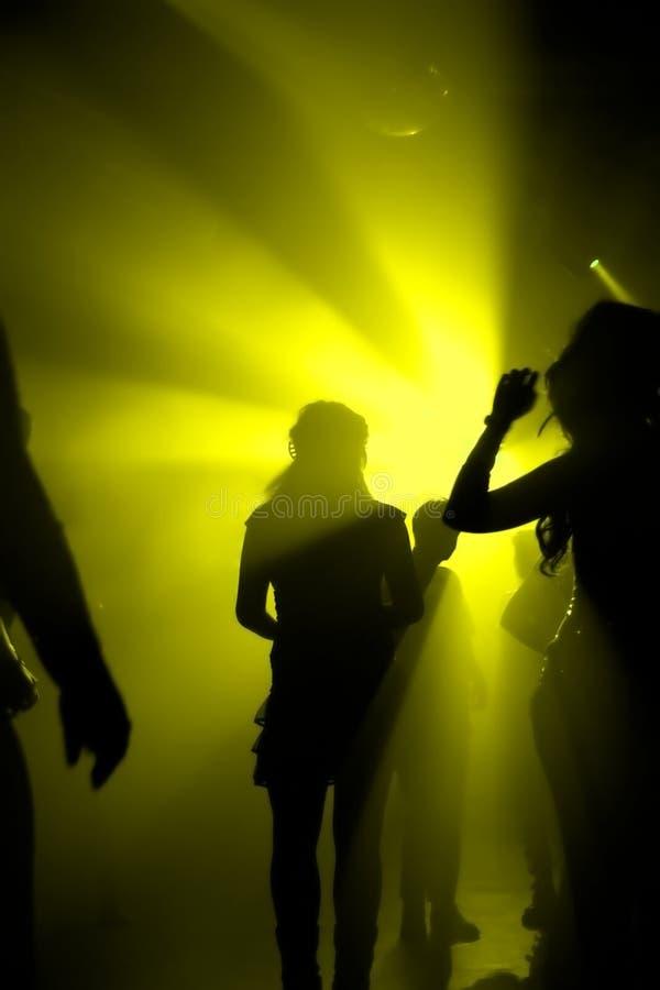 danstonåringar arkivfoton
