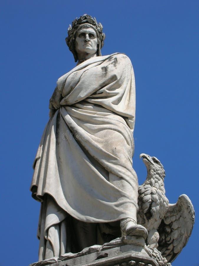 Dante Alighieri royalty-vrije stock foto's
