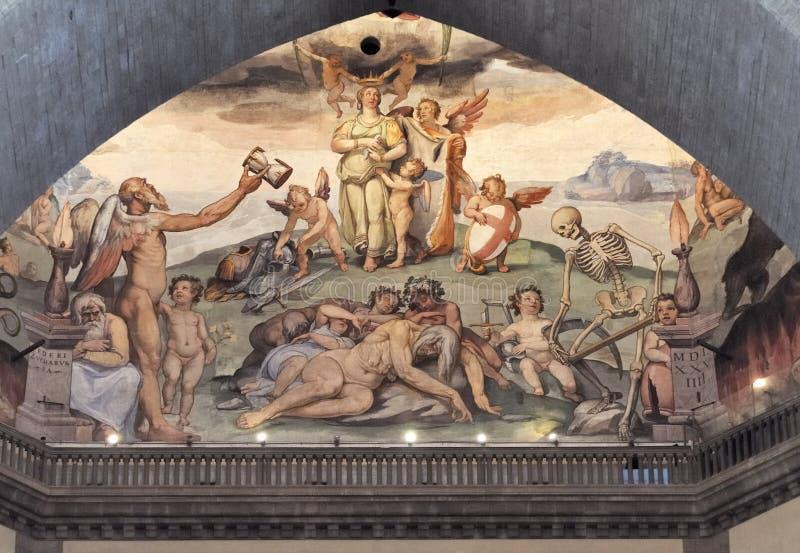 Dante Alighieri immagini stock libere da diritti