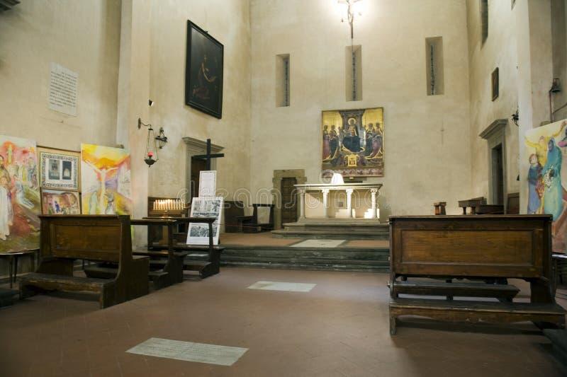 dante s церков стоковая фотография rf