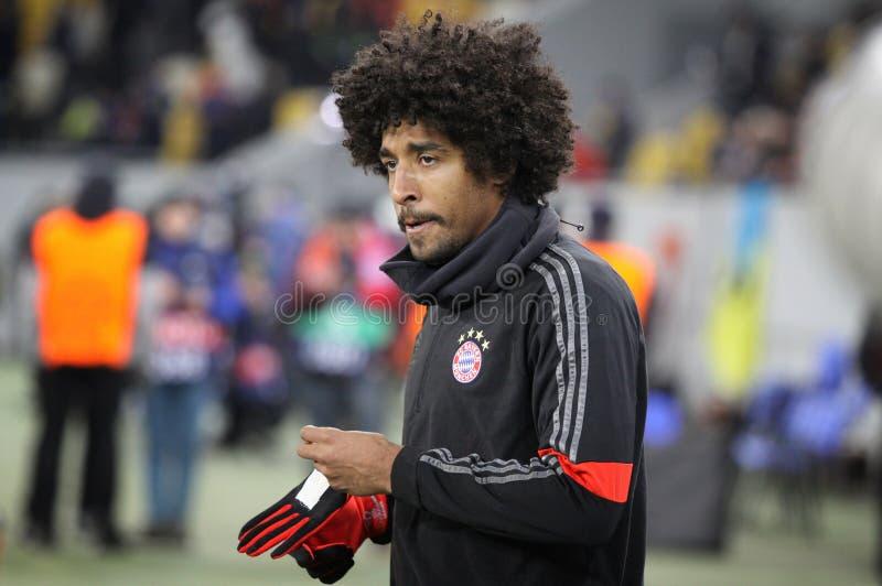 Dante van Bayern Munich stock foto