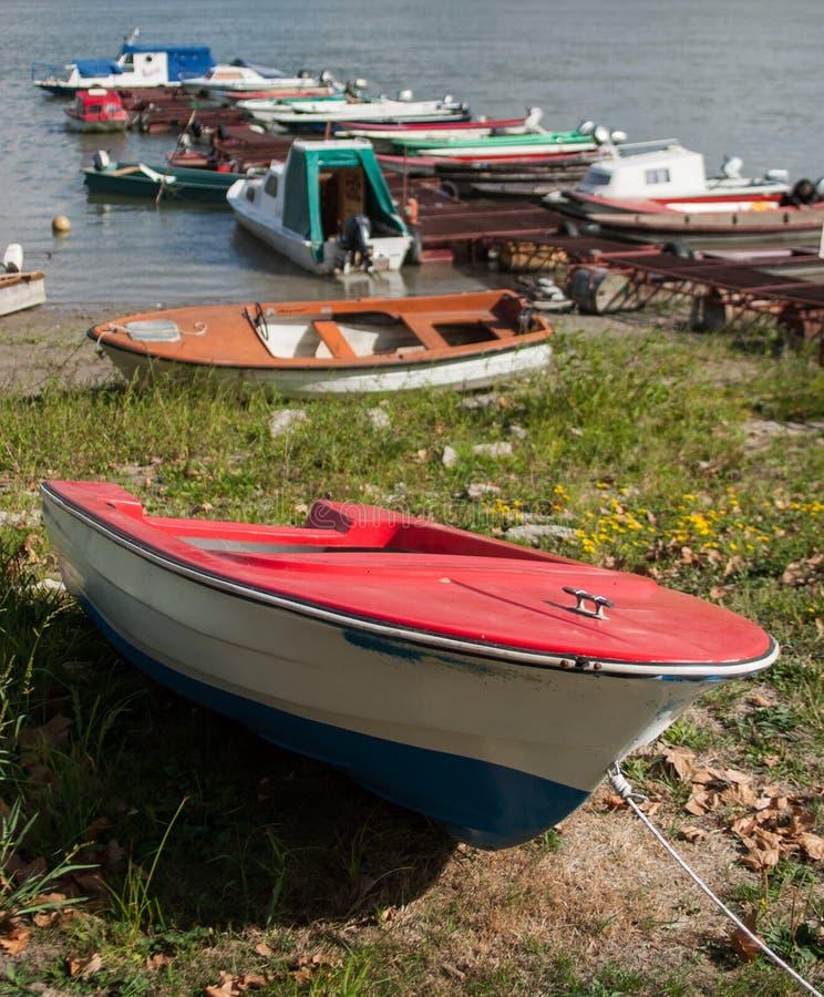 Download Danube fartyg arkivfoto. Bild av gondol, reparation, omkring - 27275214