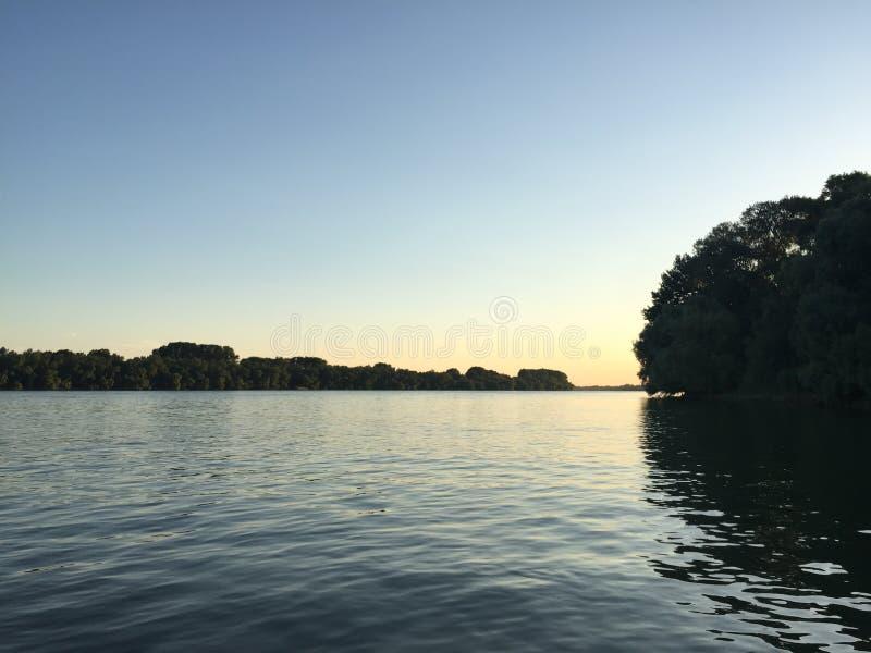 Danube River fotos de stock