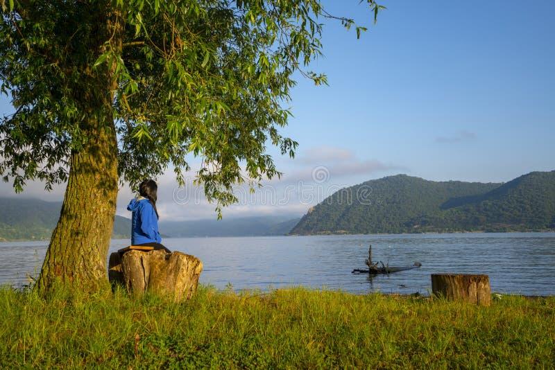 Danube wąwóz, Danube w Djerdap parku narodowym, Serbia zdjęcia stock