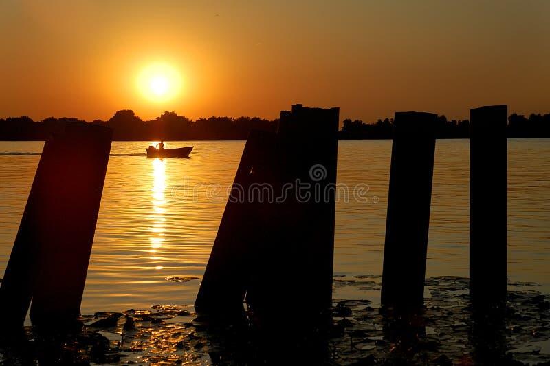 Danubio fotografia stock