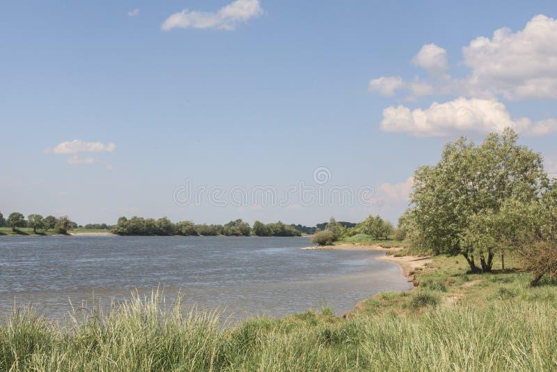Danubio cerca de Deggemdorf fotos de archivo
