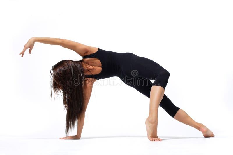 Download Danza imagen de archivo. Imagen de bailarina, ejercicio - 7283693