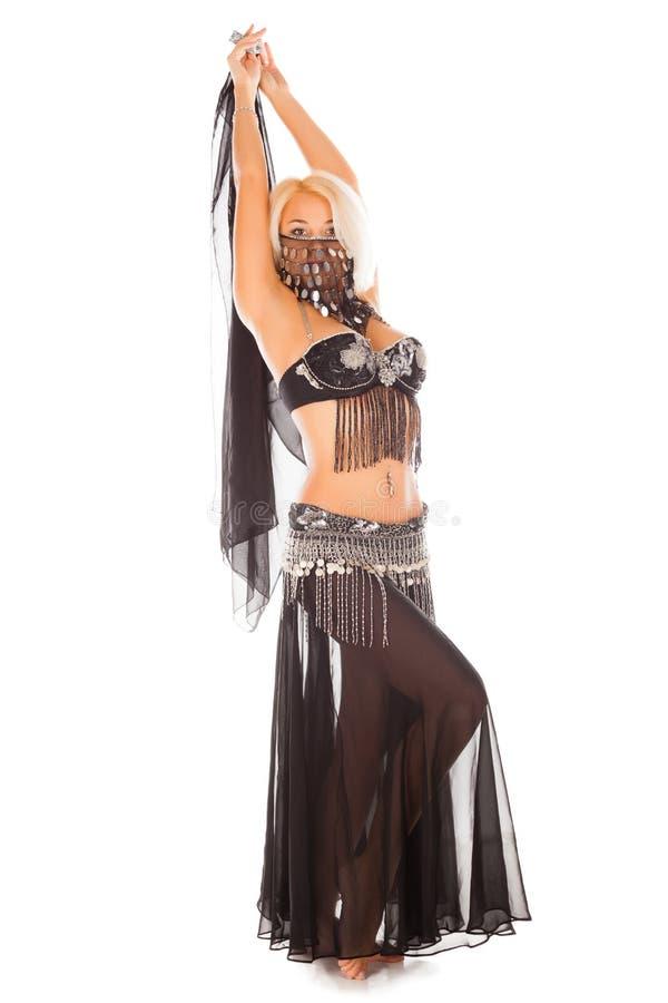Danza de vientre foto de archivo