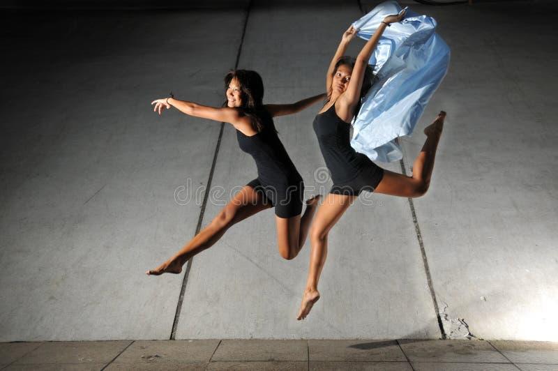 Danza subterr?neo 60 foto de archivo libre de regalías