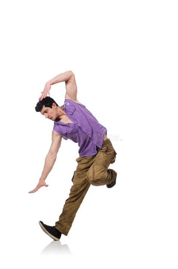 Download Danzas Del Baile Del Bailarín Aisladas Imagen de archivo - Imagen de bailarín, salto: 41917687