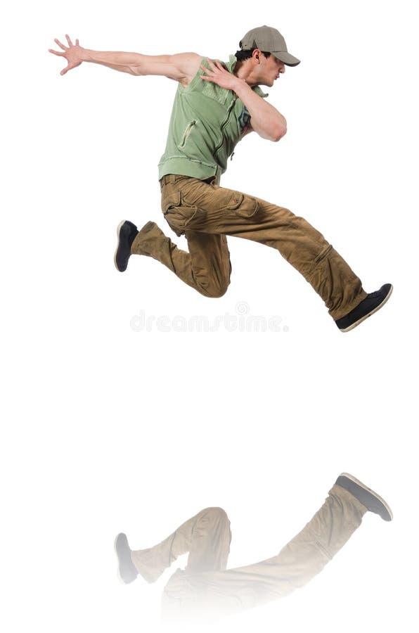 Download Danzas Del Baile Del Bailarín Aisladas Imagen de archivo - Imagen de aeróbicos, jumping: 41917779