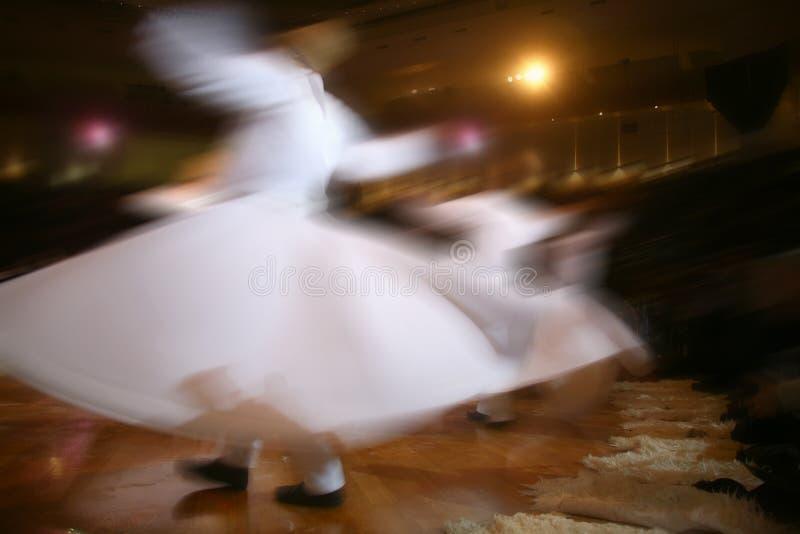 Danzatore dei Dervishes immagini stock libere da diritti