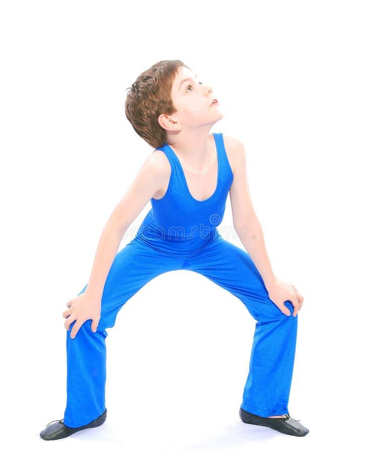 Danzatore di balletto fotografia stock