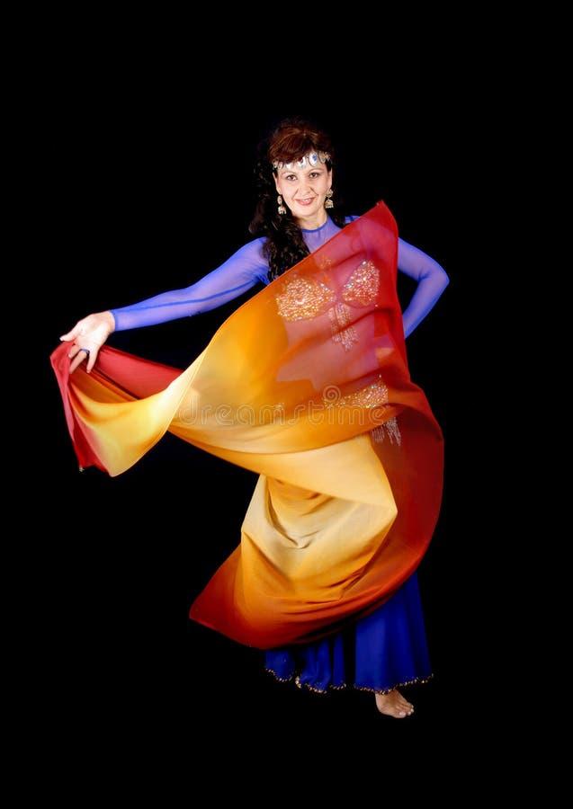 Download Danzatore di pancia fotografia stock. Immagine di desiderio - 3146044