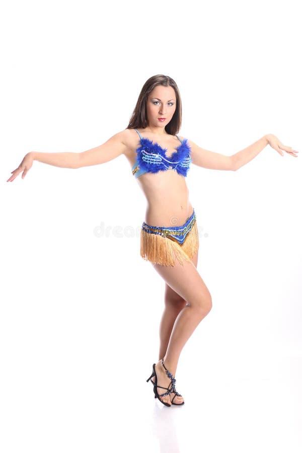 Danzatore di pancia fotografie stock