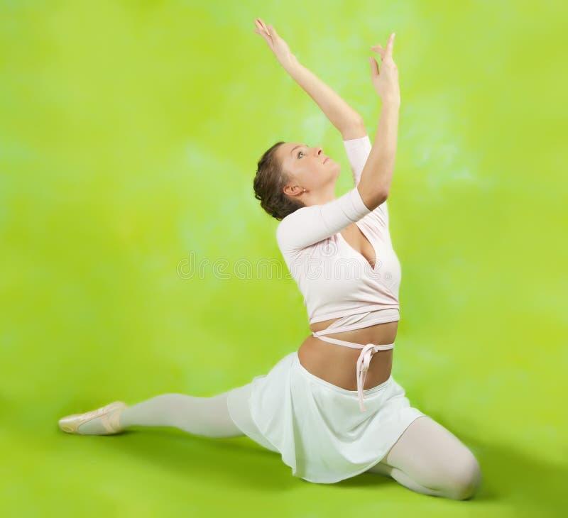 Danzatore femminile immagine stock libera da diritti