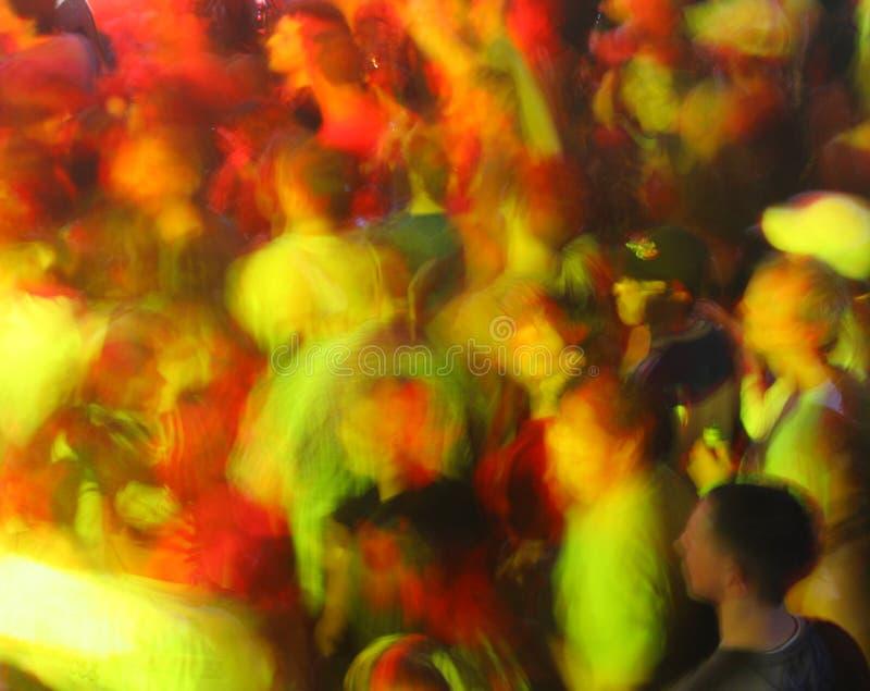 Danzatori del randello fotografia stock libera da diritti