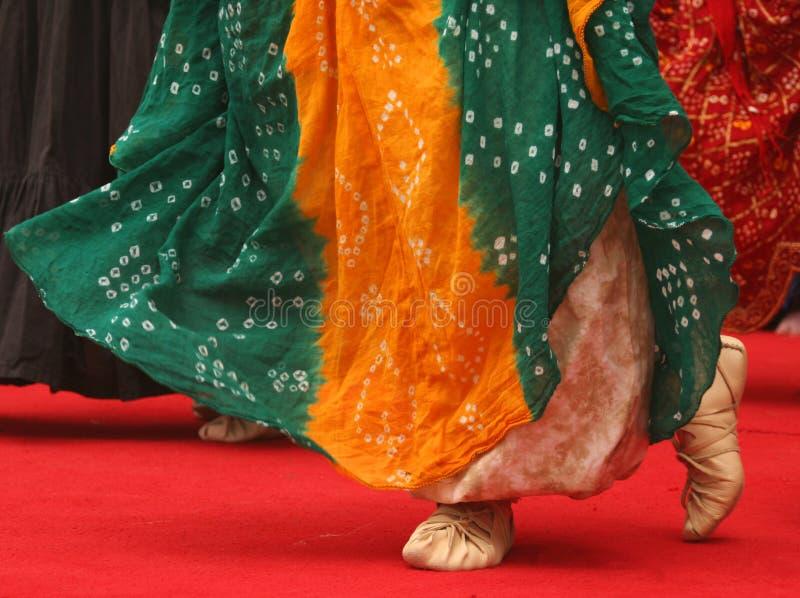 Danzatori di pancia immagine stock libera da diritti