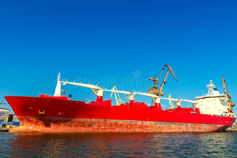 danzig Port maritime image libre de droits