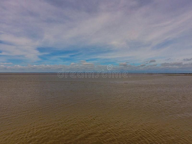 Daphne, parque de Alabama Bayfront foto de stock royalty free