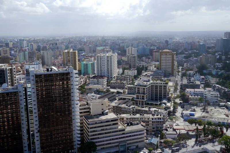 Dar-es-saalam, Tanzania royalty-vrije stock afbeeldingen
