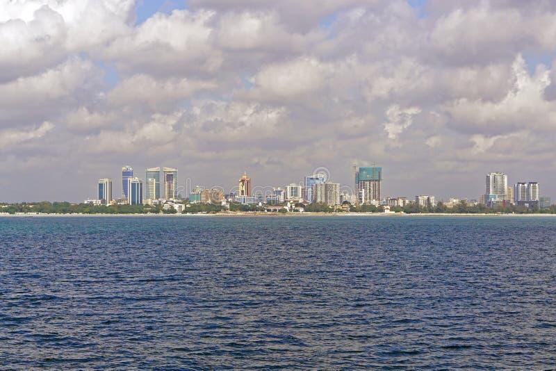 Dar es Salaam image stock