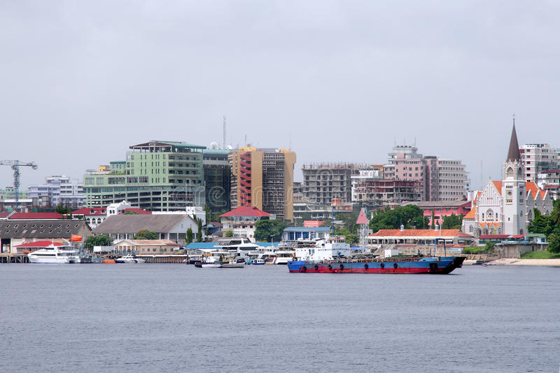 Dar es Salaam fotos de stock