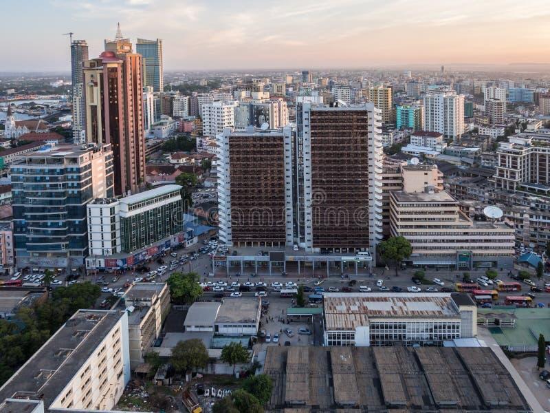 Dar es Salaam photographie stock