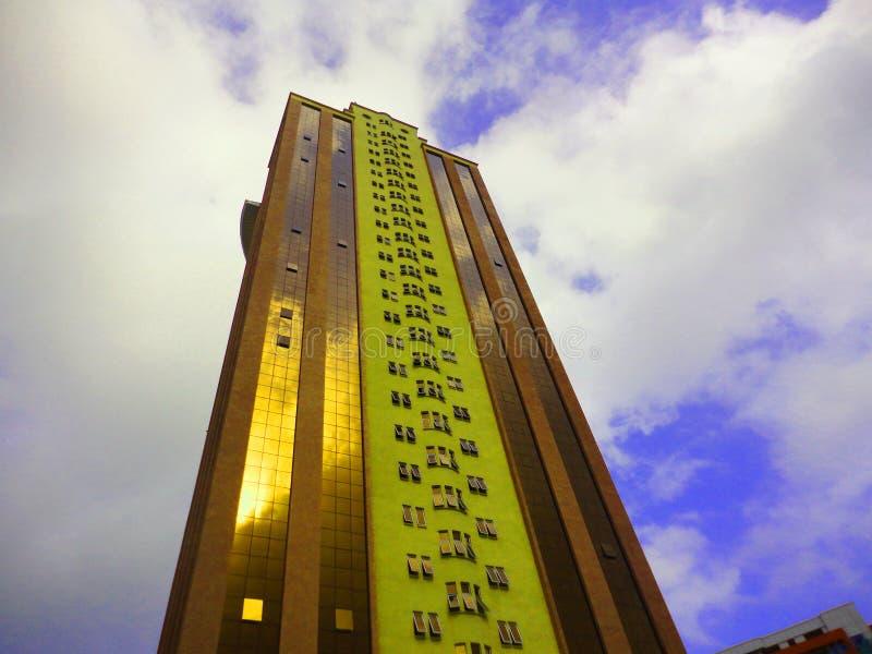 Dar es salaam, Tanzania RITA Tower royaltyfri foto