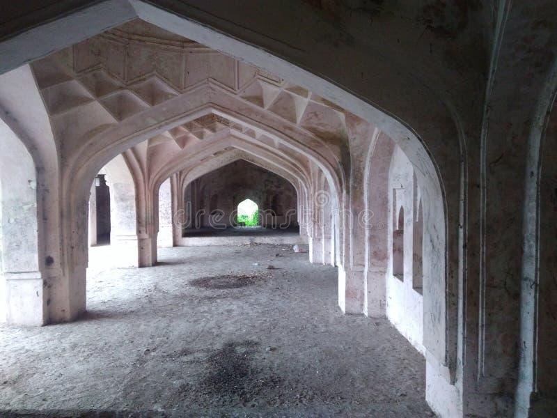 Darbar korridor arkivbild